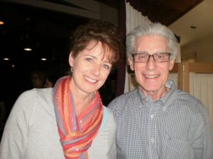 Me with Dr. Brian Weiss